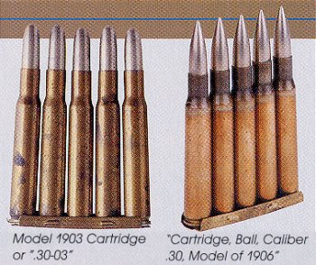 .30-03 and .30-06 Ammo