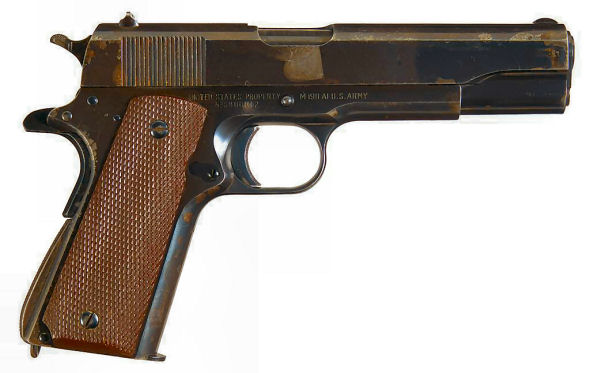 M1911A1 .45 Automatic
