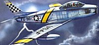 Photo and link to accounts of F-86 Aces