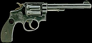 United States Revolver Caliber .38 M1902 (Navy) Adopted: 1902
