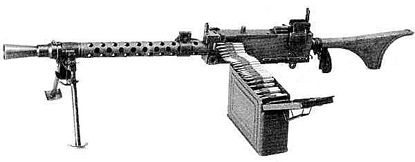 M1919A6 .30-caliber Air-Cooled Machine Gun