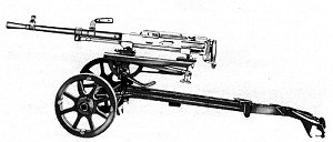 7.62mm Goryunov Heavy Machine Gun, SG43