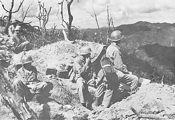 2nd Division on Bloody Ridge
