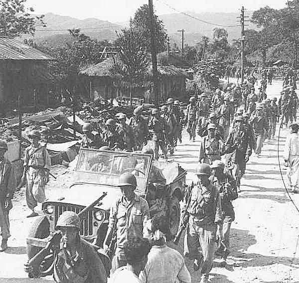 Rok 3rd division crosses 38th parallel for Bureau 38 north korea
