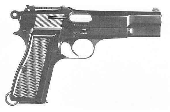 FN 9Mm Pistol