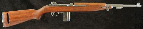 M1 and M1A1  30 Caliber Carbine