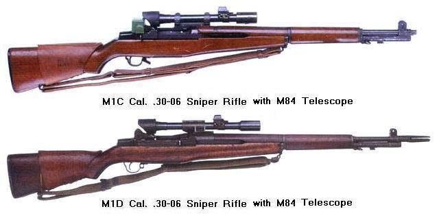 Semiautomatic M1  30-06 Garand Rifle