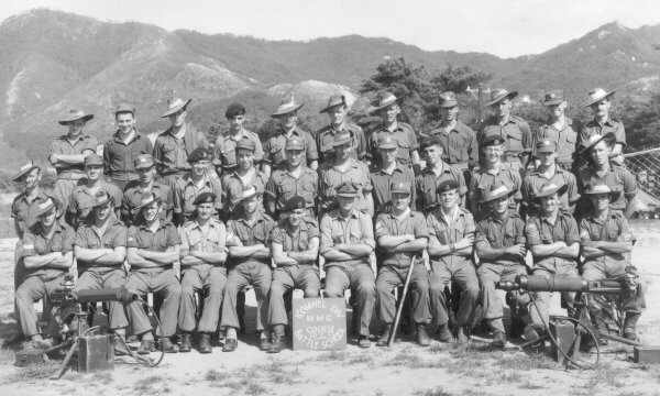 2RAR Photo from a Rifleman with 3rd Bn Princess Patricia's Canadian Light Infantry