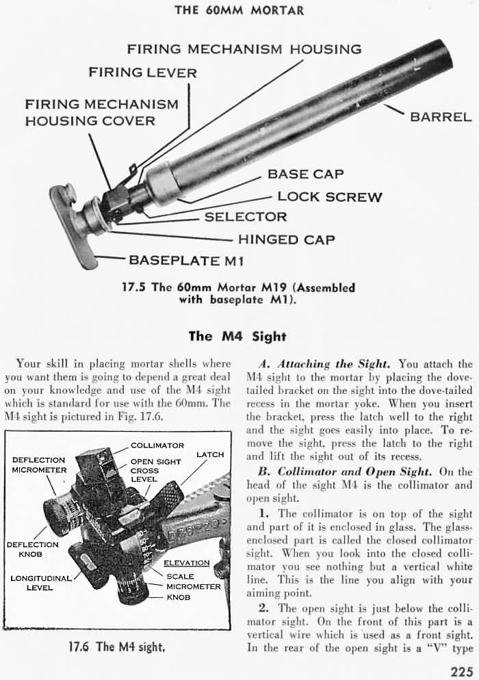 GUIDEBOOK FOR MARINES, 1951: 3 5in Rocket Thrower (Bazooka)